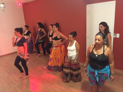 workshop ATS® panambi dança tribal