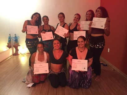 workshop ATS® panambi dança tribal